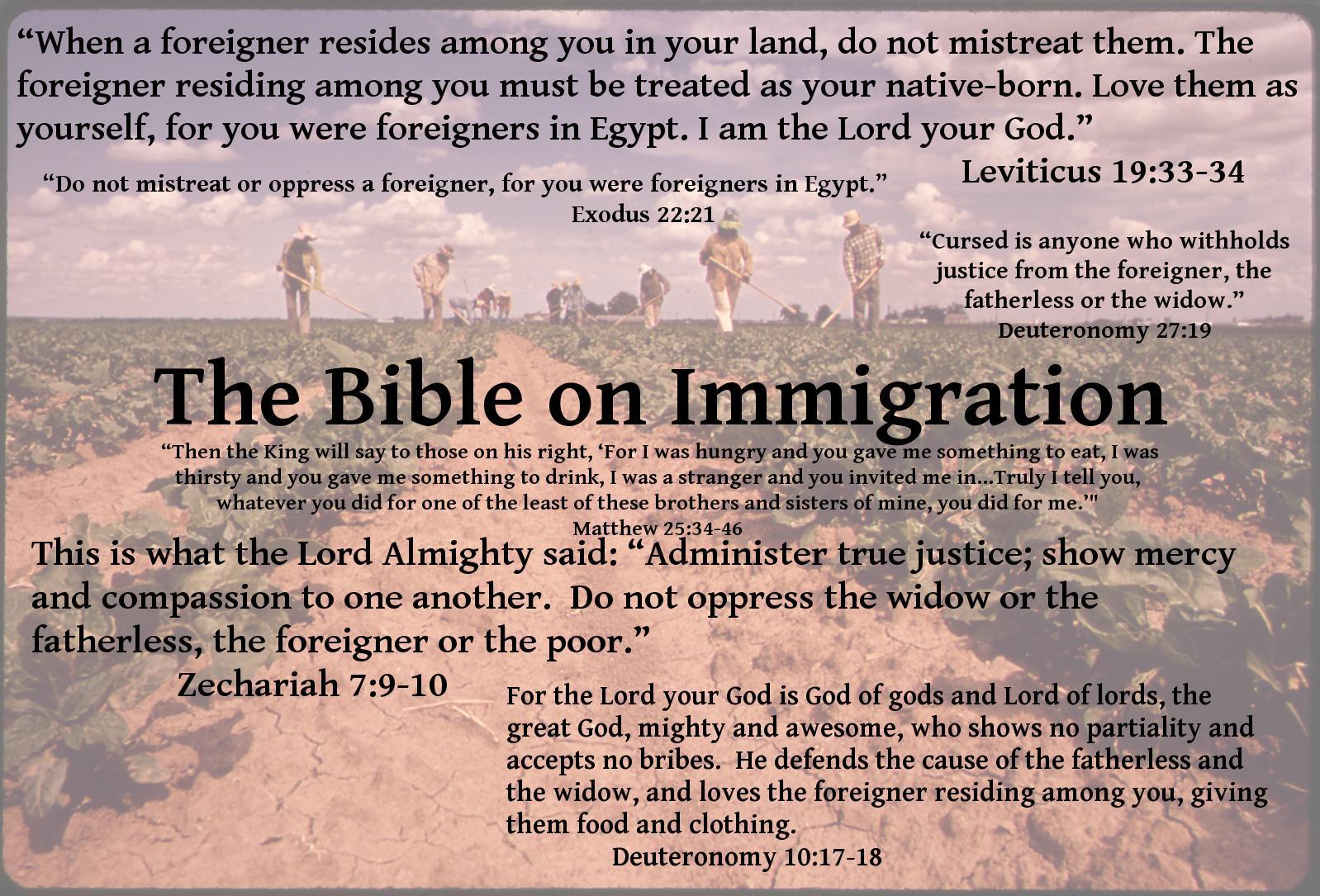 Christians Against Refugees