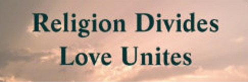 Religion does group people into different sects. Jews, Christians, Muslims, Hindus. These differences sometimes can cause disagreements and hostility between people of different religious backgrounds. Wars have been waged in the past and present in the name of religion and often times the resentment follows through generations to come.