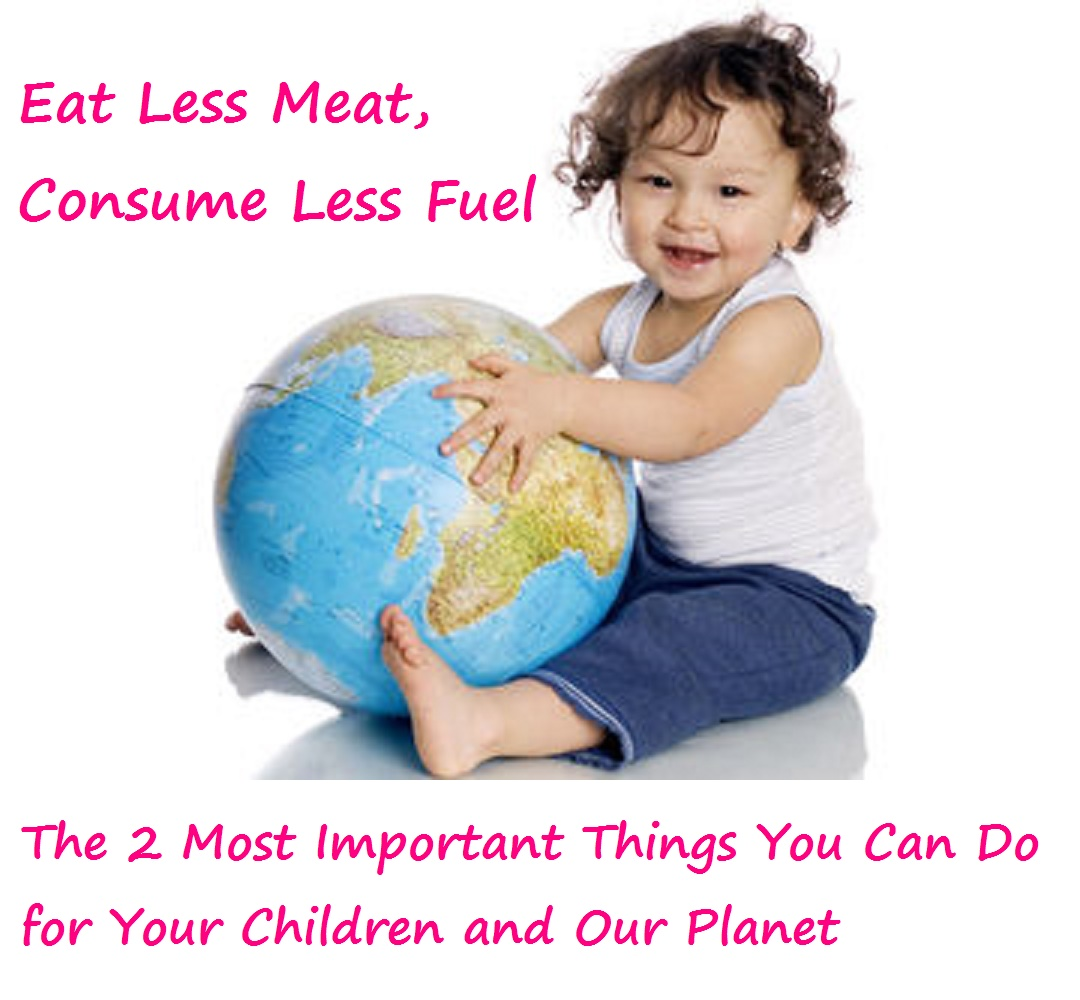 The 2 Most Important Things You Can Do for Your Children and Our Planet